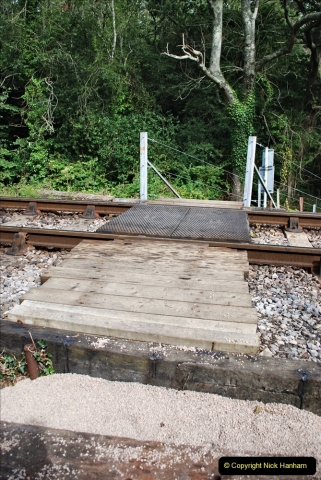 2021-09-17 SR Track Inspection Walk Norden to Swanage five & a half miles. (169) 169
