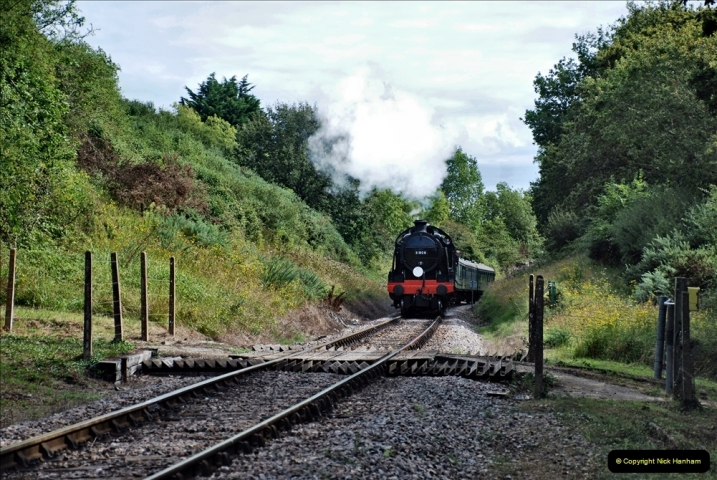 2021-09-17 SR Track Inspection Walk Norden to Swanage five & a half miles. (174) 174