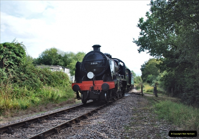 2021-09-17 SR Track Inspection Walk Norden to Swanage five & a half miles. (176) 176