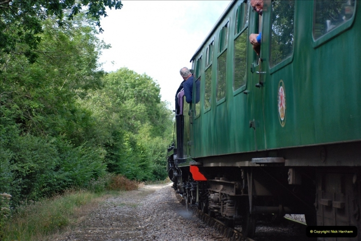 2021-09-17 SR Track Inspection Walk Norden to Swanage five & a half miles. (177) 177