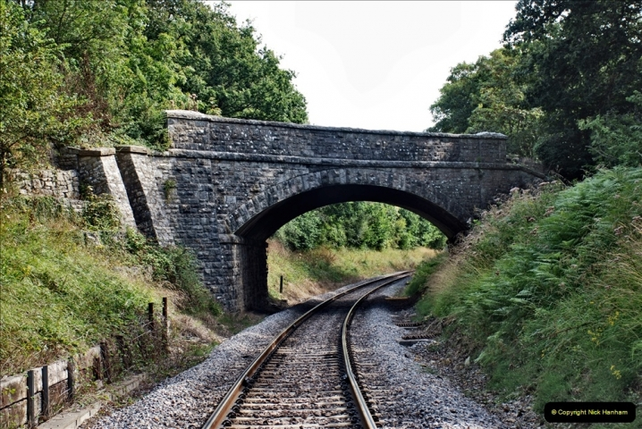 2021-09-17 SR Track Inspection Walk Norden to Swanage five & a half miles. (181) 181