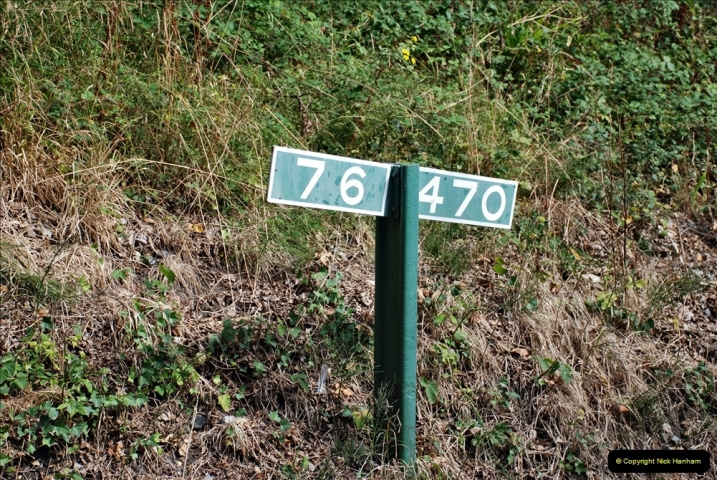 2021-09-17 SR Track Inspection Walk Norden to Swanage five & a half miles. (183) 183