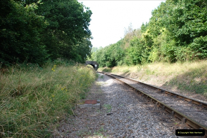 2021-09-17 SR Track Inspection Walk Norden to Swanage five & a half miles. (189) 189
