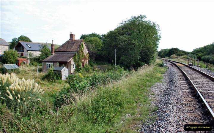 2021-09-17 SR Track Inspection Walk Norden to Swanage five & a half miles. (190) 190