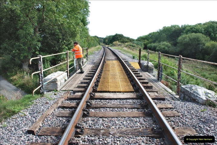 2021-09-17 SR Track Inspection Walk Norden to Swanage five & a half miles. (192) 192