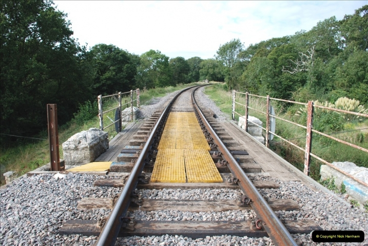 2021-09-17 SR Track Inspection Walk Norden to Swanage five & a half miles. (195) 195