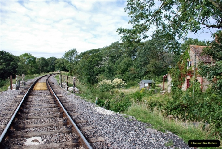2021-09-17 SR Track Inspection Walk Norden to Swanage five & a half miles. (197) 197