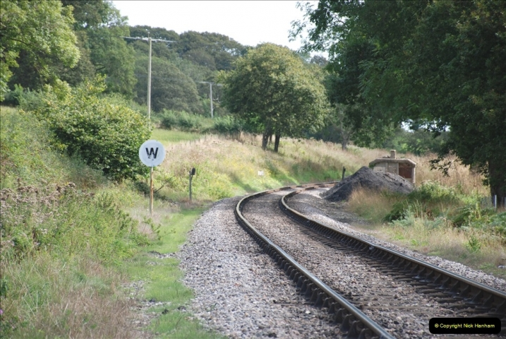2021-09-17 SR Track Inspection Walk Norden to Swanage five & a half miles. (198) 198