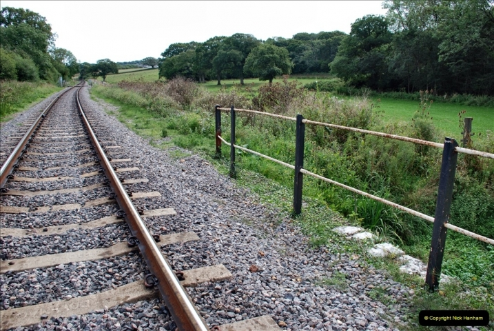 2021-09-17 SR Track Inspection Walk Norden to Swanage five & a half miles. (203) 203