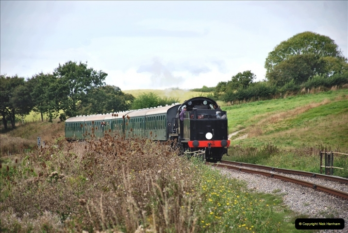 2021-09-17 SR Track Inspection Walk Norden to Swanage five & a half miles. (209) 209