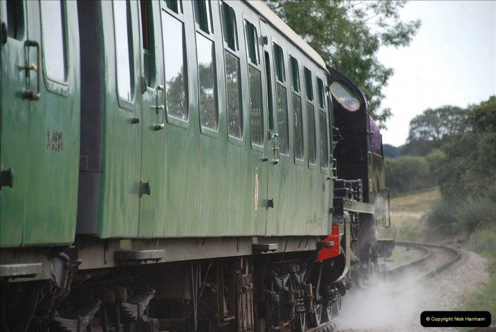 2021-09-17 SR Track Inspection Walk Norden to Swanage five & a half miles. (212) 212