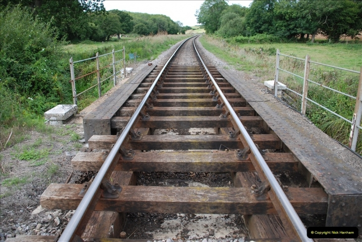 2021-09-17 SR Track Inspection Walk Norden to Swanage five & a half miles. (215) 215