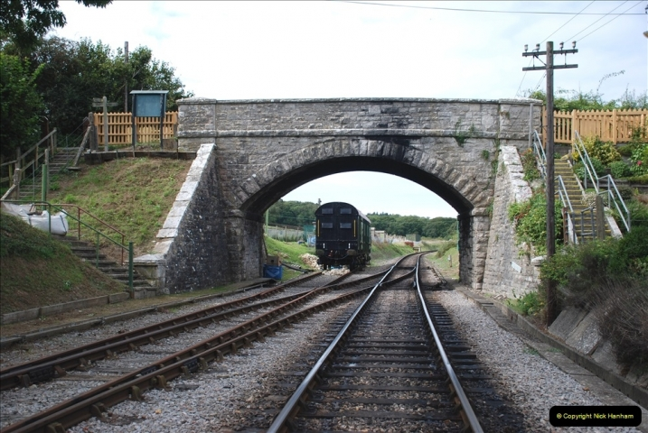 2021-09-17 SR Track Inspection Walk Norden to Swanage five & a half miles. (219) 219