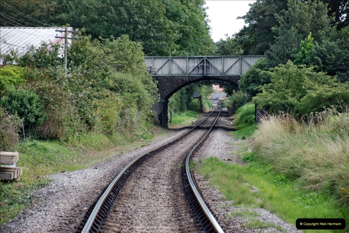 2021-09-17 SR Track Inspection Walk Norden to Swanage five & a half miles. (227) 227