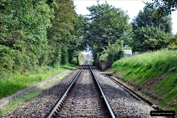 2021-09-17 SR Track Inspection Walk Norden to Swanage five & a half miles. (228) 228