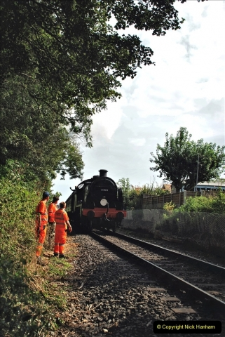 2021-09-17 SR Track Inspection Walk Norden to Swanage five & a half miles. (231) 231