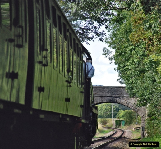 2021-09-17 SR Track Inspection Walk Norden to Swanage five & a half miles. (232) 232