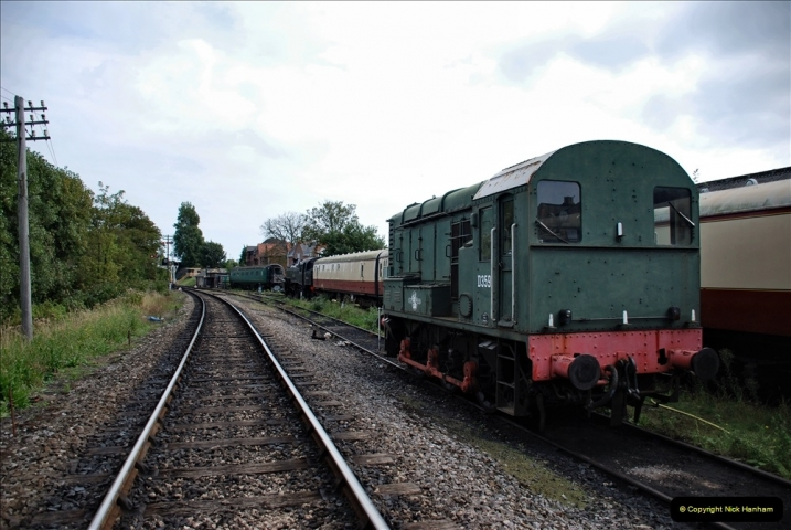 2021-09-17 SR Track Inspection Walk Norden to Swanage five & a half miles. (236) 236
