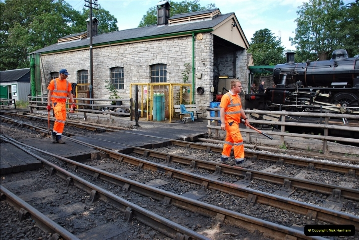 2021-09-17 SR Track Inspection Walk Norden to Swanage five & a half miles. (238) 238