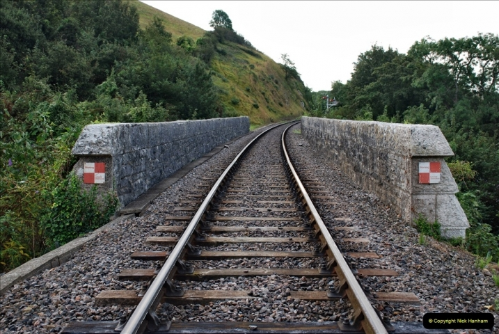 2021-09-17 SR Track Inspection Walk Norden to Swanage five & a half miles. (26) 026