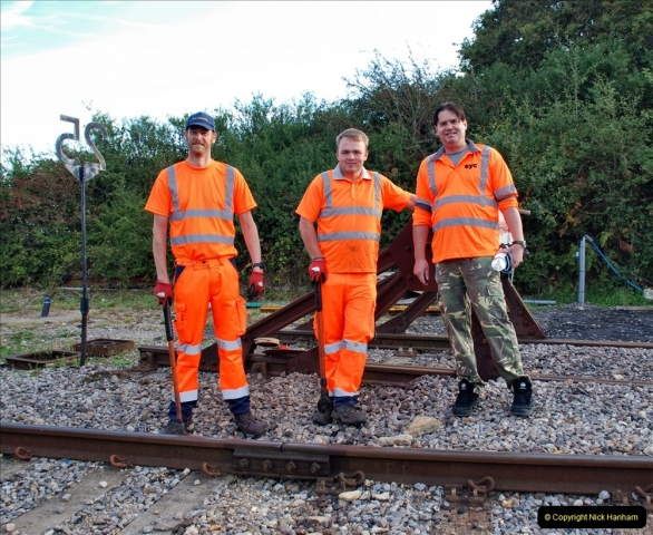 2021-09-17 SR Track Inspection Walk Norden to Swanage five & a half miles. (3) 003