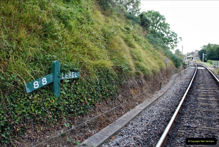 2021-09-17 SR Track Inspection Walk Norden to Swanage five & a half miles. (43) 043
