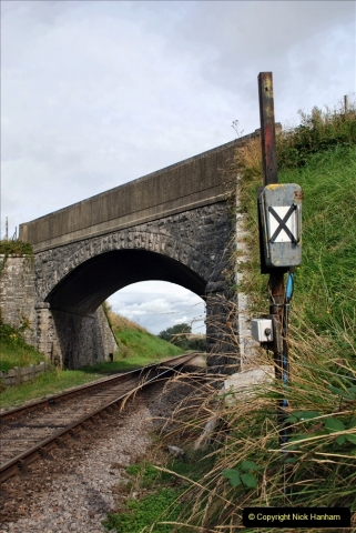 2021-09-17 SR Track Inspection Walk Norden to Swanage five & a half miles. (87) 087