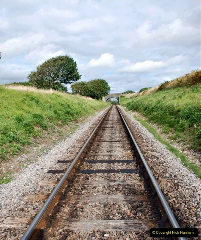 2021-09-17 SR Track Inspection Walk Norden to Swanage five & a half miles. (92) 092