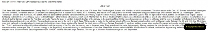 2021 September 18 A 5929 Tribute to Russian Convoy PQ17 WW2. (10) 010