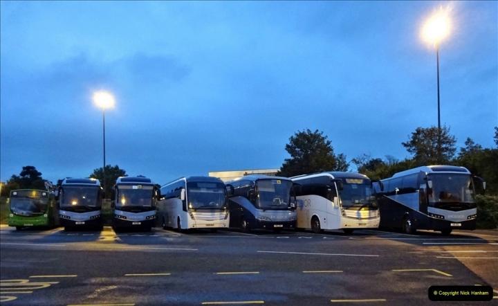 2021-09-19 Central London Break. (1) Poole Bus Station 0645 Departure. 001