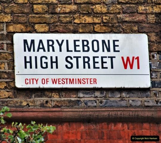 2021-09-19 Central London Break. (18) A lot of Dorset names in Marylebone. 018