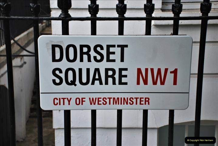 2021-09-19 Central London Break. (19) A lot of Dorset names in Marylebone. 019