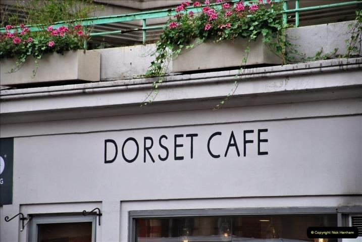 2021-09-19 Central London Break. (20) A lot of Dorset names in Marylebone. 020