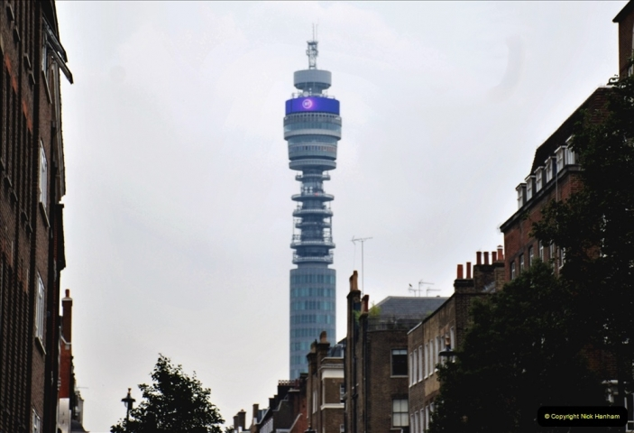 2021-09-19 Central London Break. (30) The Post Office Tower. 030