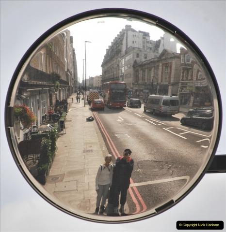 2021-09-19 Central London Break. (7) Your Host & Wife. 007