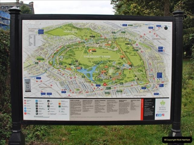 2021-09-19 Central London Break. (74) Regents Park. 074