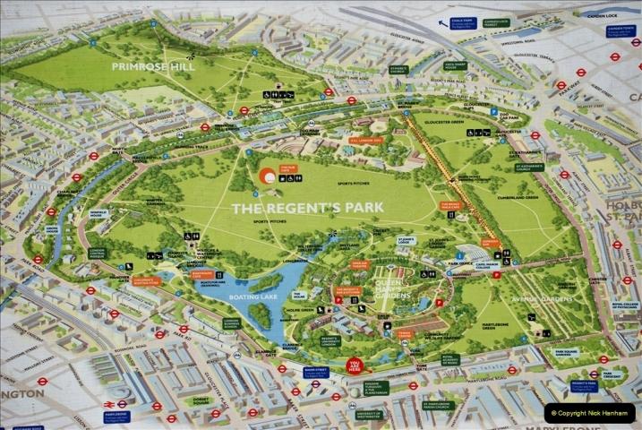 2021-09-19 Central London Break. (75) Regents Park. 075