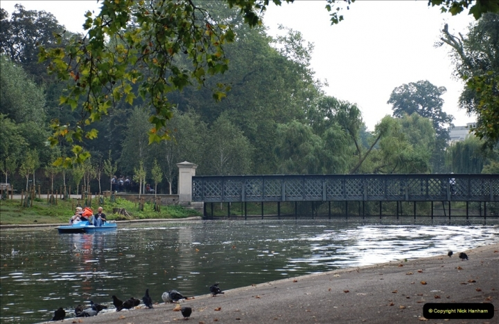 2021-09-19 Central London Break. (78) Regents Park. 078