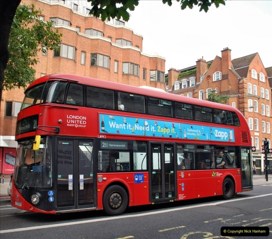 2021-09-19 & 20 Central London Buses & Coaches. (10) 010