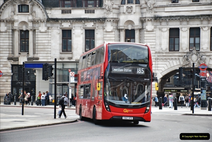 2021-09-19 & 20 Central London Buses & Coaches. (100) 100