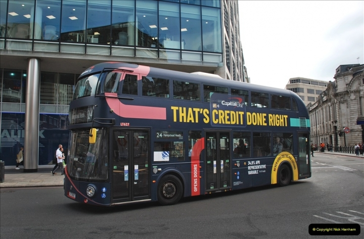 2021-09-19 & 20 Central London Buses & Coaches. (101) 101