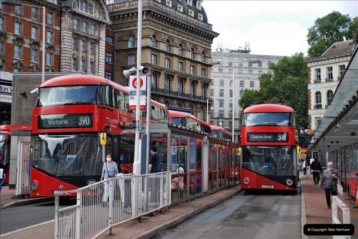 2021-09-19 & 20 Central London Buses & Coaches. (102) 102