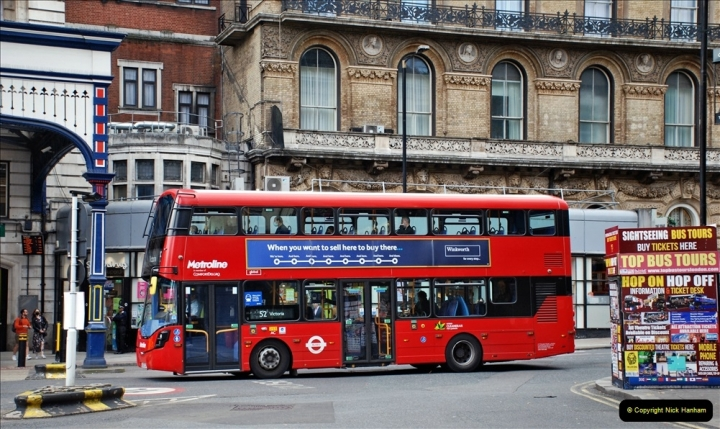 2021-09-19 & 20 Central London Buses & Coaches. (103) 103