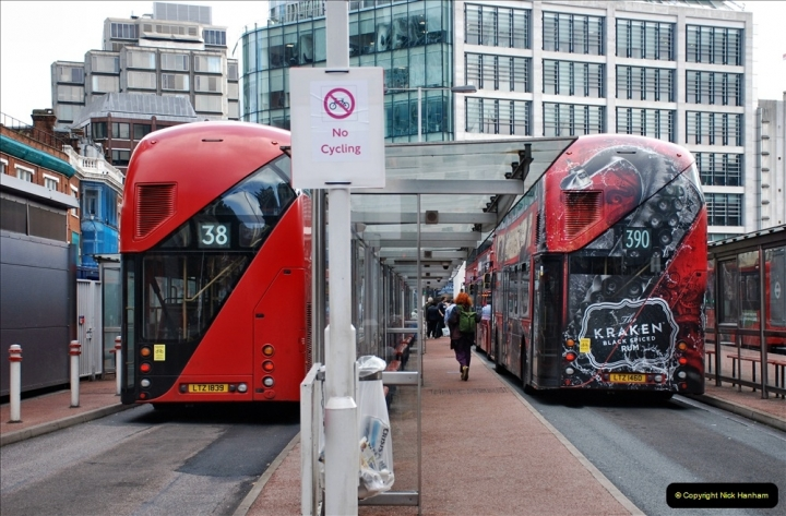 2021-09-19 & 20 Central London Buses & Coaches. (105) 105
