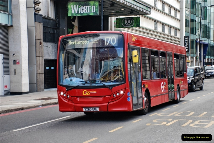 2021-09-19 & 20 Central London Buses & Coaches. (108) 108