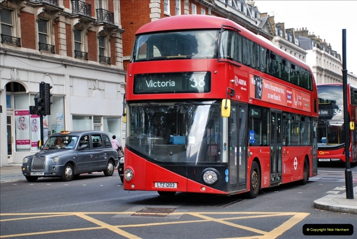 2021-09-19 & 20 Central London Buses & Coaches. (112) 112