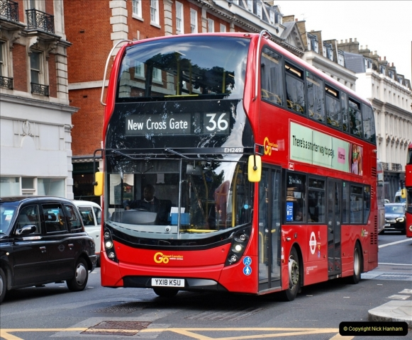 2021-09-19 & 20 Central London Buses & Coaches. (113) 113