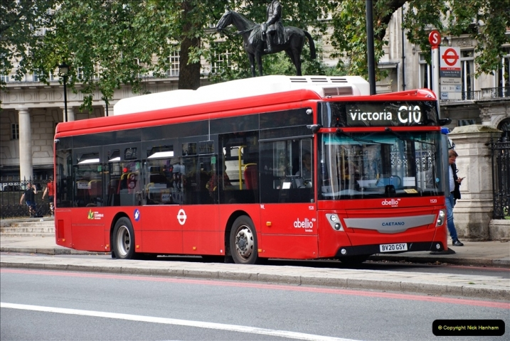 2021-09-19 & 20 Central London Buses & Coaches. (115) 115