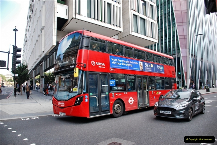 2021-09-19 & 20 Central London Buses & Coaches. (116) 116