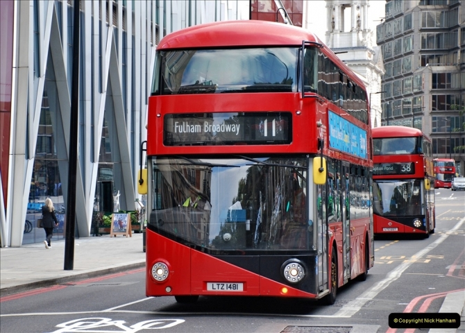 2021-09-19 & 20 Central London Buses & Coaches. (117) 117